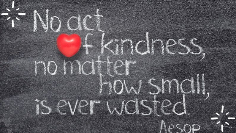 4 Easy Ways To Practice Kindness Every Day